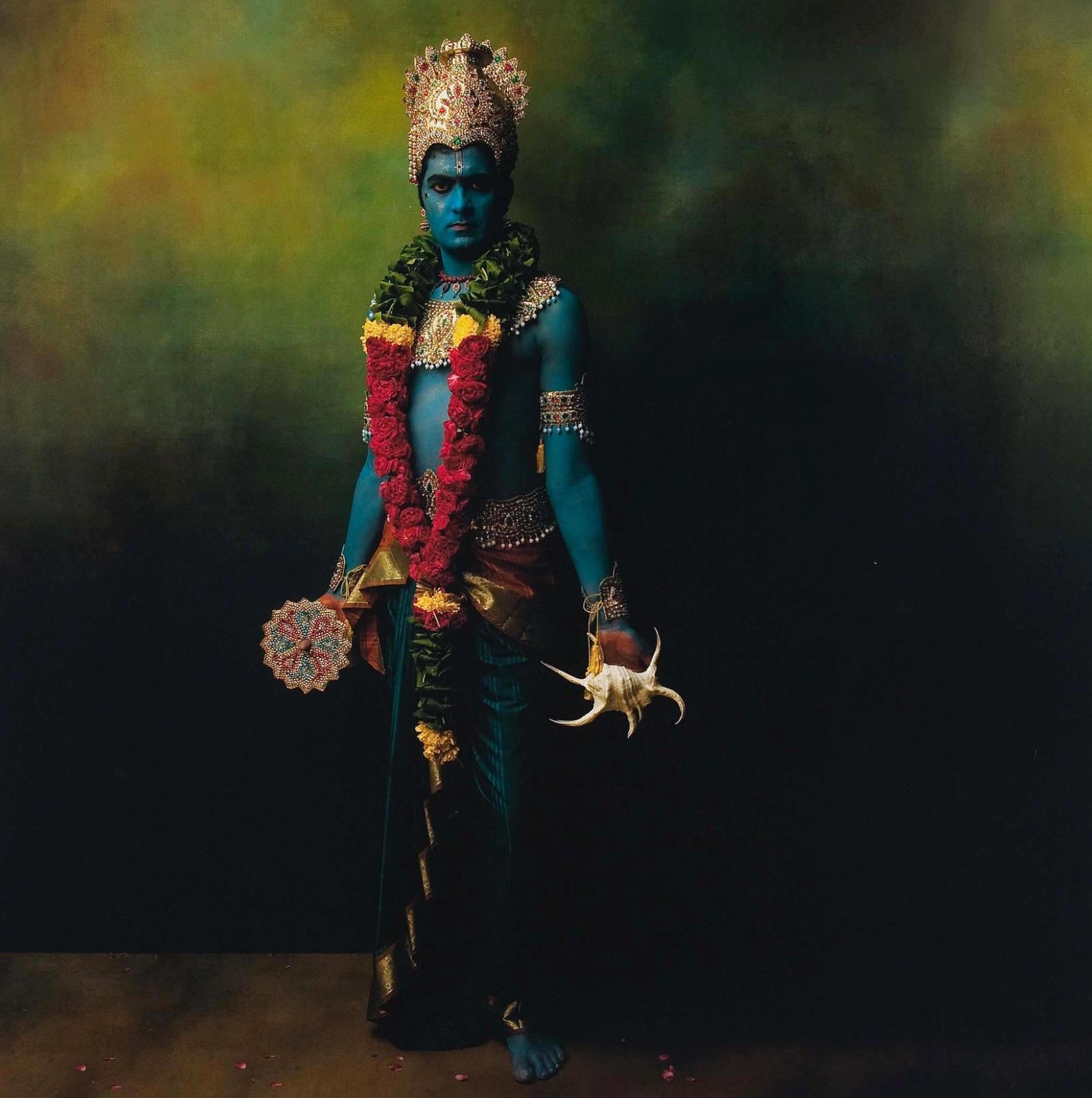 Nandini Valli Muthiah, <em>The Definitive Reincarnate,</em> 2006